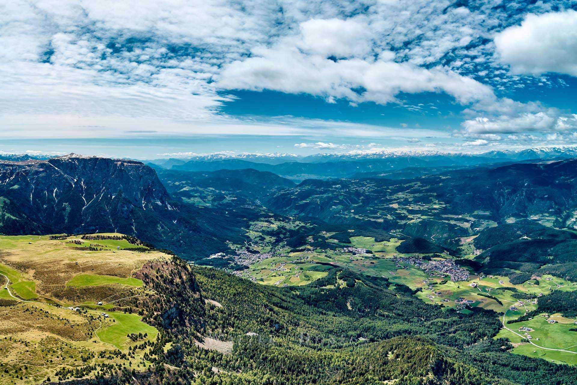Verso la Val d'Isarco
