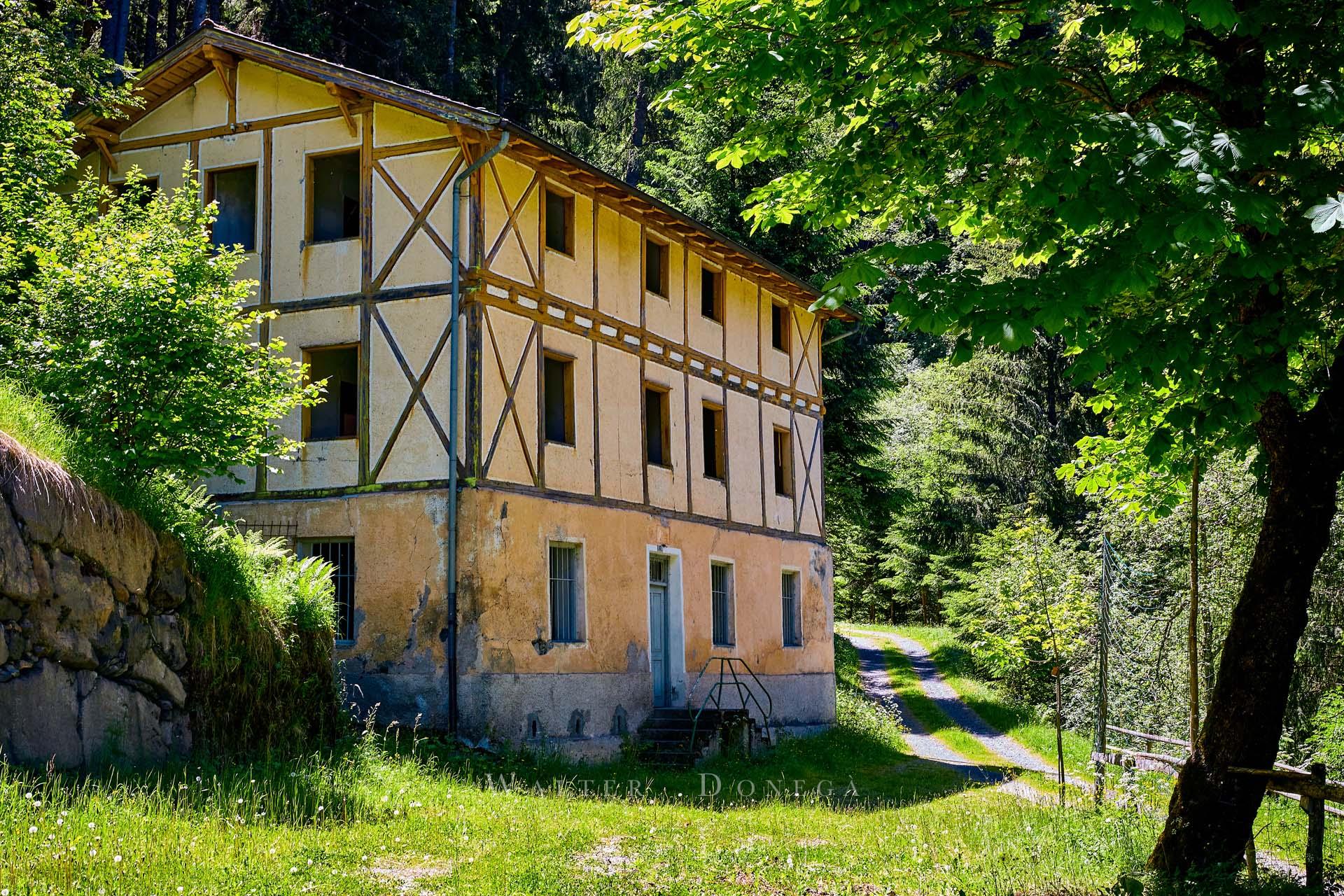 Cascate di Valluzza