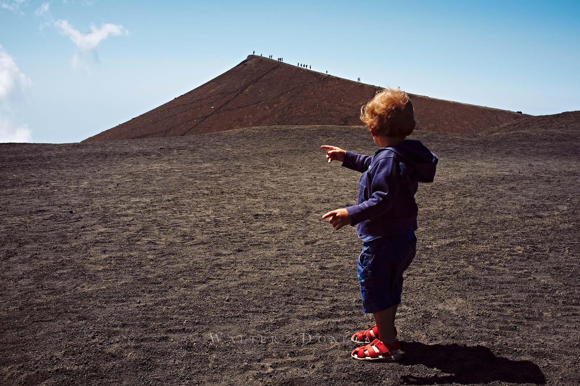 Giro sull'Etna
