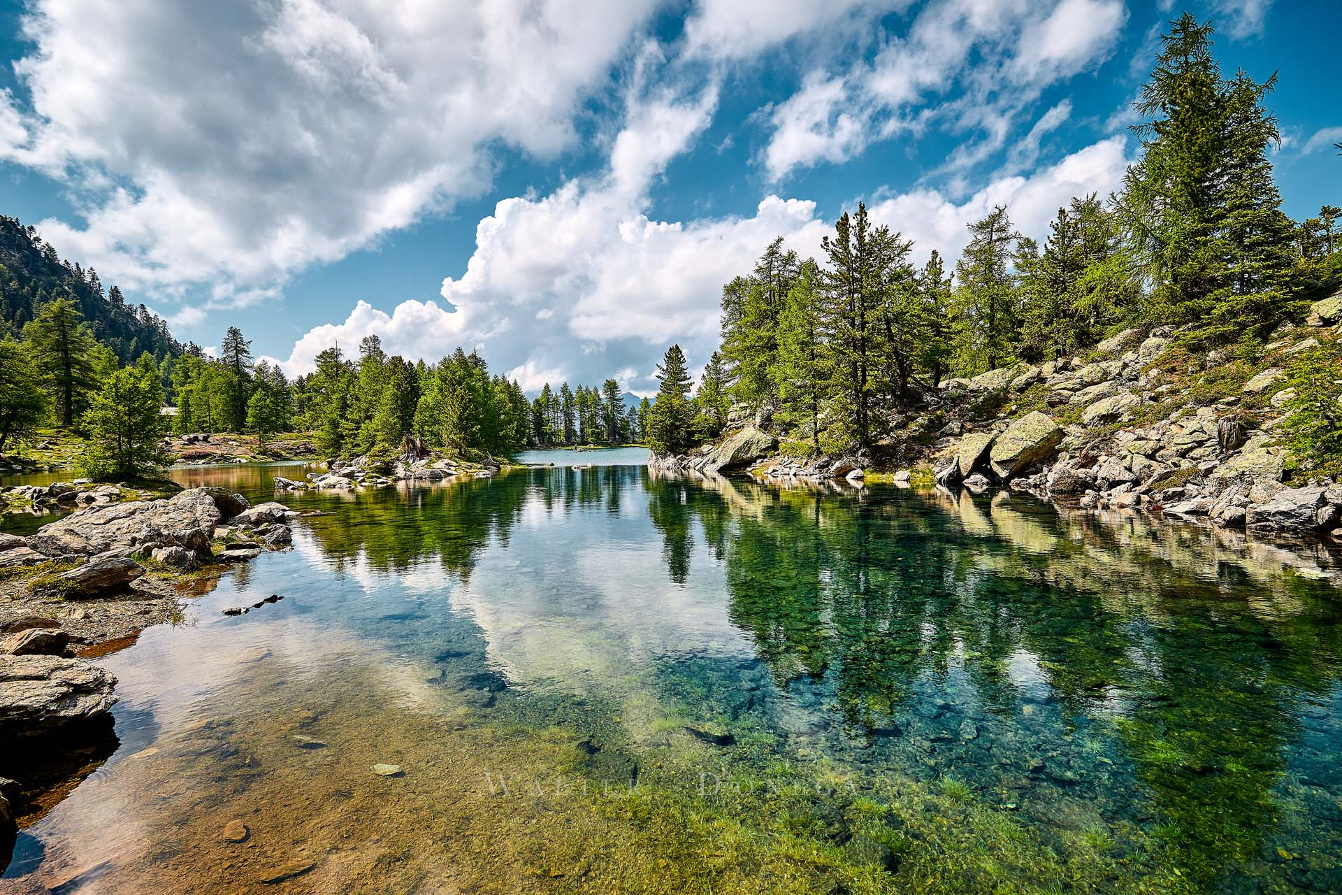 Lago dei Cirmoli