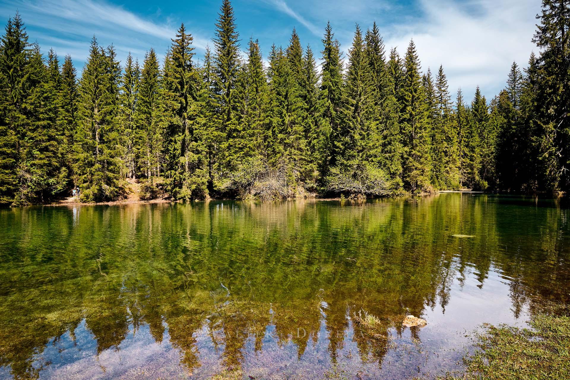 Mittlersee - Lago di mezzo