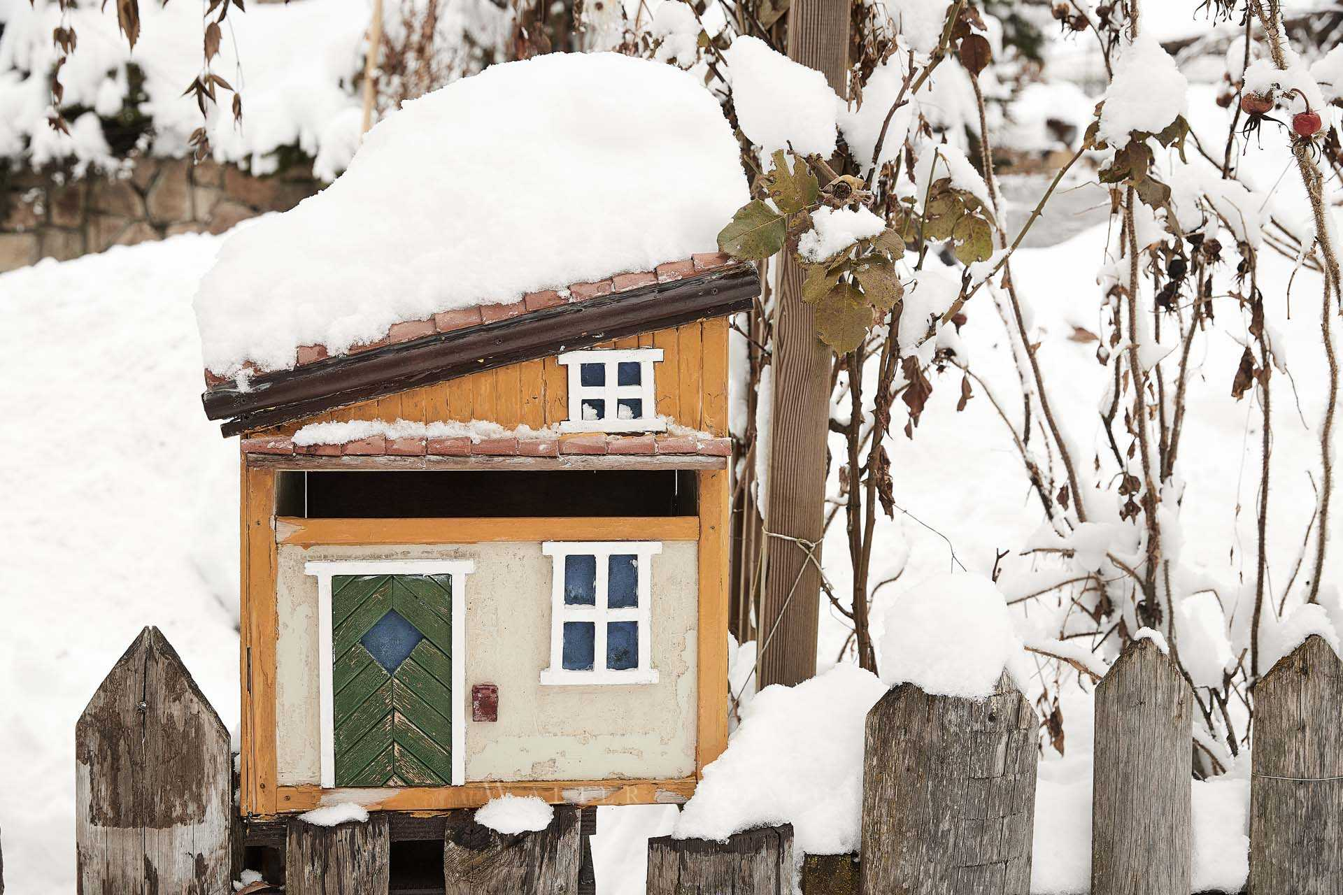 Passeggiata Feud Renon con la neve