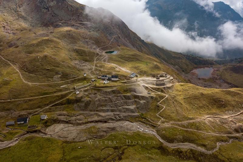 Villaggio minatori Monteneve